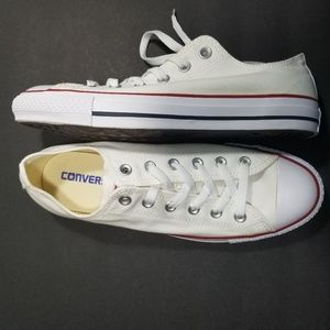 NWOB Converse Chuck All Star Low Top - M8 W10